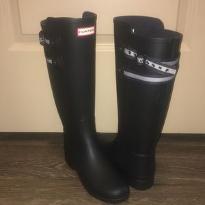 Hunter Refined Rain Boots 7